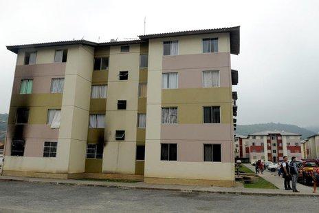 Laudo deve apontar se estrutura ficou comprometida em um dos 49 prédios do residencial (Agencia RBS/Salmo Duarte)