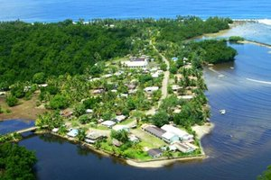 (Facebook/Kosrae Nautilus Resort/Reprodução)