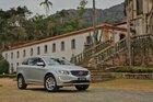 Carro foi apresentado no Interior de Minas Gerais (Volvo/Divulga��o)