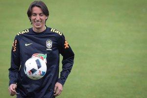 Geromel terá nova chance com a Seleção diante da Colômbia (Mowa Press/Pedro Martins)