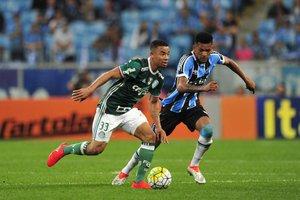 Gabriel Jesus é um dos trunfos do Palmeiras contra o Grêmio (Agencia RBS/Félix Zucco)