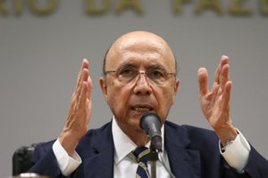 O ministro da Fazenda, Henrique Meirelles (Valter Campanato/Agência Brasil)