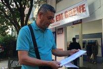 Dilsomar Fagundes, 55 anos, não conseguiu sacar valor que tem no Fundo de Garantia. (Agencia RBS/Leandro Rodrigues)