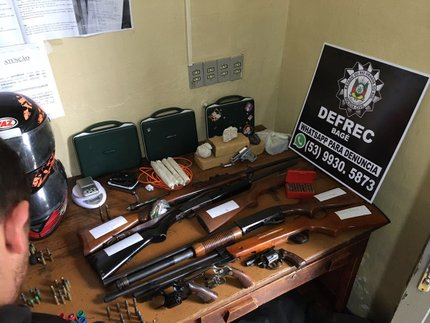 (Polícia Civil/Divulgação / Polícia Civil)