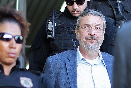 Ex-ministro está preso desde 26 de setembro (AFP/Heuler Andrey)