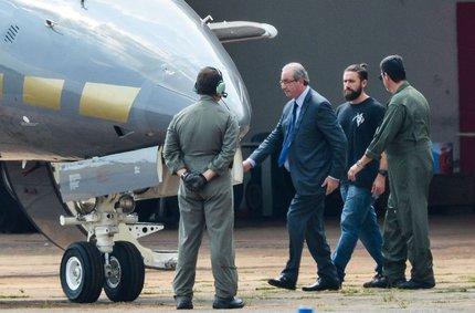 Ex-deputado foi detido na quarta-feira (Wilson Dias / Agência Brasil)