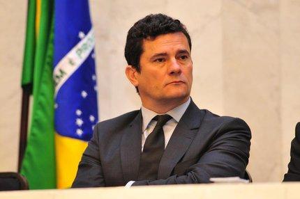 Moro participou de um encontro regional na Assembleia Legislativa do Paraná nesta segunda-feira (ALEP/Pedro de Oliveira)