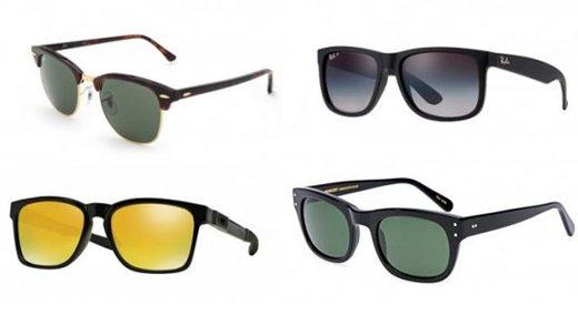 9f4f56795 Rosto triangular - óculos gatinho e aviador