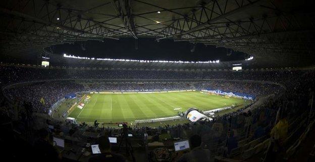 (Washington Alves/Light Press/Cruzeiro)