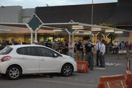Carro de Marcelo Dias de Oliveira foi confundido com a cor do veículo que seria usada por homem que seria o alvo dos bandidos (Agencia RBS/Luiz Armando Vaz)