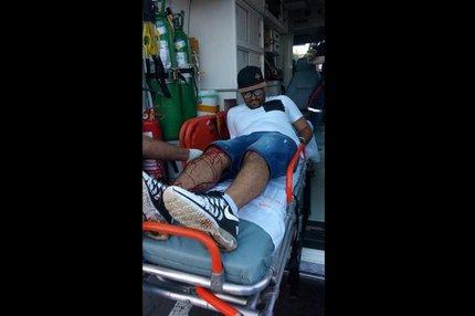 Sílvio Quadrado, 37 anos, seria o alvo dos atiradores no confronto em um dos acessos à Vila Resvalo (Brigada Militar/Divulgação)