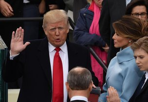 (JOE RAEDLE/AFP)