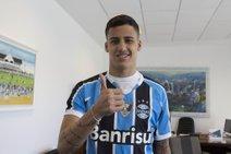 (Cristiano Oliveski/Grêmio/Divulgação)