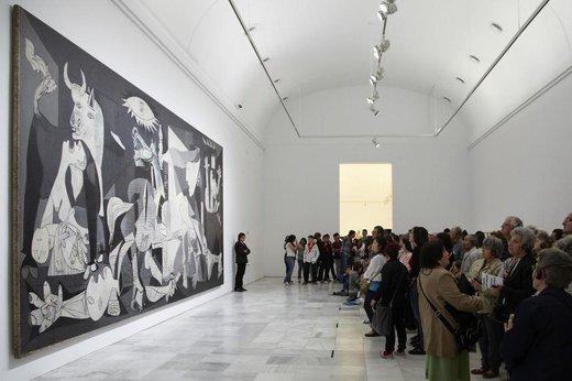 (Divulgação Museo Nacional Centro de Arte Reina Sofía/Joaquín Cortés/Román Lores)