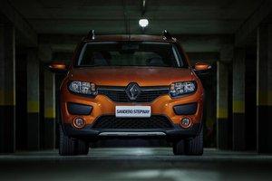 Rack, para-choque e entorno dos faróis deixaram o visual frontal diferente (Renault/Divulgação)