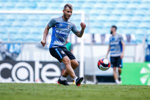 (Lucas Uebel / Divulgação Grêmio/Divulgação Grêmio)