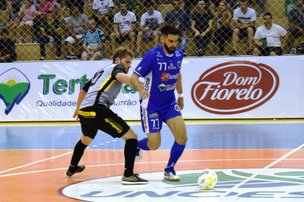 (Divulgação/Joaçaba Futsal)