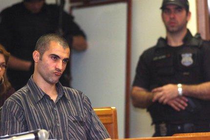 Em outro Júri, em 2011, ele foi condenado a 40 anos (Agencia RBS/Miro de Souza)