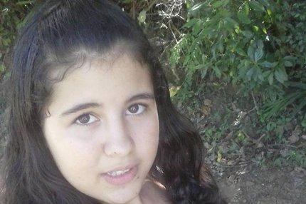 Francine Sins Matias da Silva tinha apenas 13 anos (Facebook/Reprodução)
