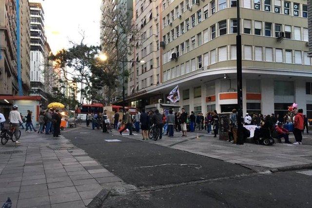 (Marina Pagno/ Rádio Gaúcha/Agência RBS)