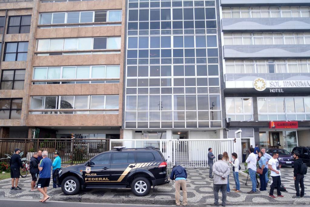 Na quinta-feira passada (18),PF cumpriu mandados de busca e apreensão em imóveis e gabinete do senador (FUTURA PRESS/ESTADÃO CONTEÚDO/ALESSANDRO BUZAS)