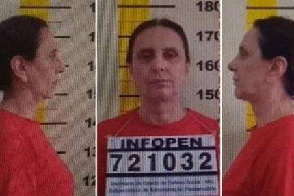 Irmã do senador tucano foi presa na última quinta-feira (Reprodução/Reprodução)