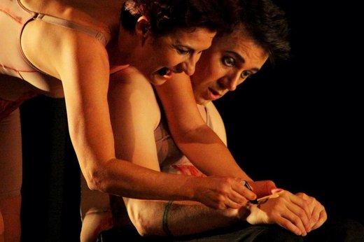 Peça Esse Corpo Meu?, da Téspis Cia de Teatro, é um dos destaques (Divulgação/Nelson Robledo)