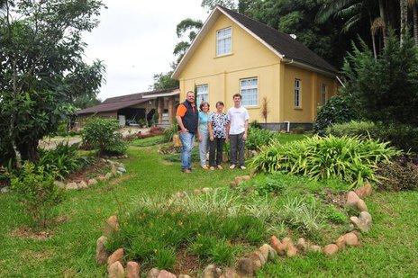 Propriedade da família von Tönnemann tem mais de 120 anos de histórias (Agencia RBS/Salmo Duarte)