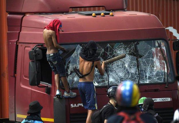 (Juan BARRETO/AFP)