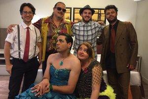 Dbregas Drama Band existe há nove anos em Florianópolis (Divulgação/Dbregas Drama Band)