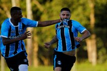(Rodrigo Fatturi / Divulgação Grêmio/Divulgação Grêmio)