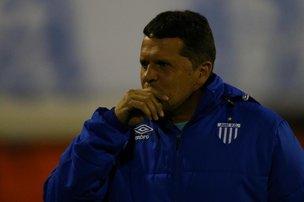 Treinador aprovou o desempenho da equipe no empate sem gols com o Timão (Agencia RBS/Marco Favero)
