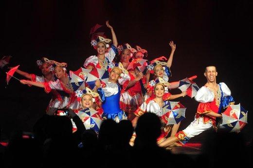 Palcos abertos do Festival democratizam a dança com apresentações gratuitas por toda a cidade (Agencia RBS/Salmo Duarte)