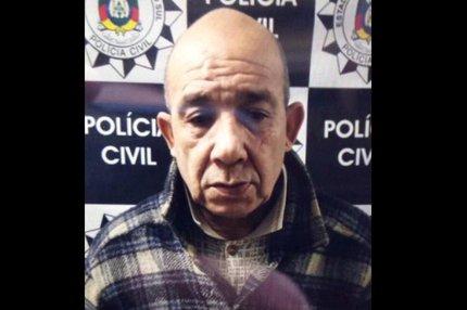 Homem de 61 anos, preso na última semana em uma ação do Deic, é o único fugitivo de delegacia que segue foragido (Polícia Civil/Divulgação)