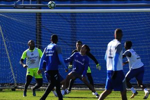 Equipe de Renato Portaluppi enfrenta o São Paulo na segunda-feira, no Morumbi (Agencia RBS/Mateus Bruxel)