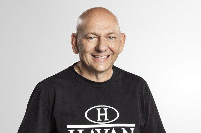 Luciano Hang é diretor-presidente da Havan.