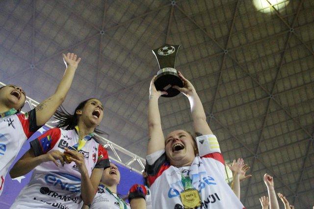 Leoas da Serra , Copa do Brasil , futsal feminino , Lages