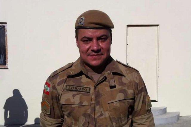 cabo da PM everaldo campos, morto a tiros durante assalto em guabiruba