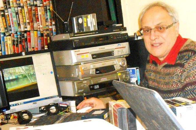 Renato Rios, bob som, vhs, entrevista