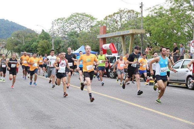 4ª edição do Eny Fila Running, tradicional competição de corrida de rua de Santa Maria