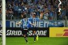 PORTO ALEGRE, RS, BRASIL, 20-09-2017. Grêmio joga contra o Botafogo na Arena pelas quartas da Libertadores da América. (ANDRÉ ÁVILA/AGÊNCIA RBS) (Agencia RBS/André Ávila)