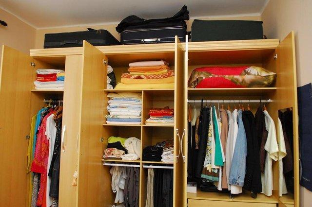 Maribel Peixoto dá dicas de como arrumar os armários.