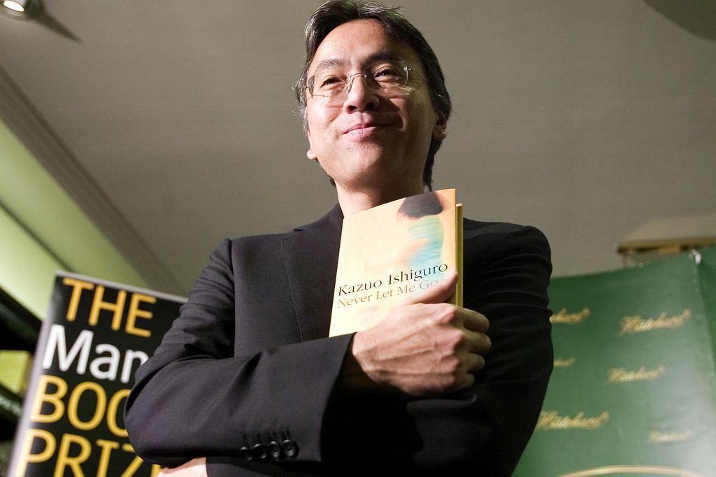 Prêmio Nobel de Literatura vai para britânico Kazuo Ishiguro