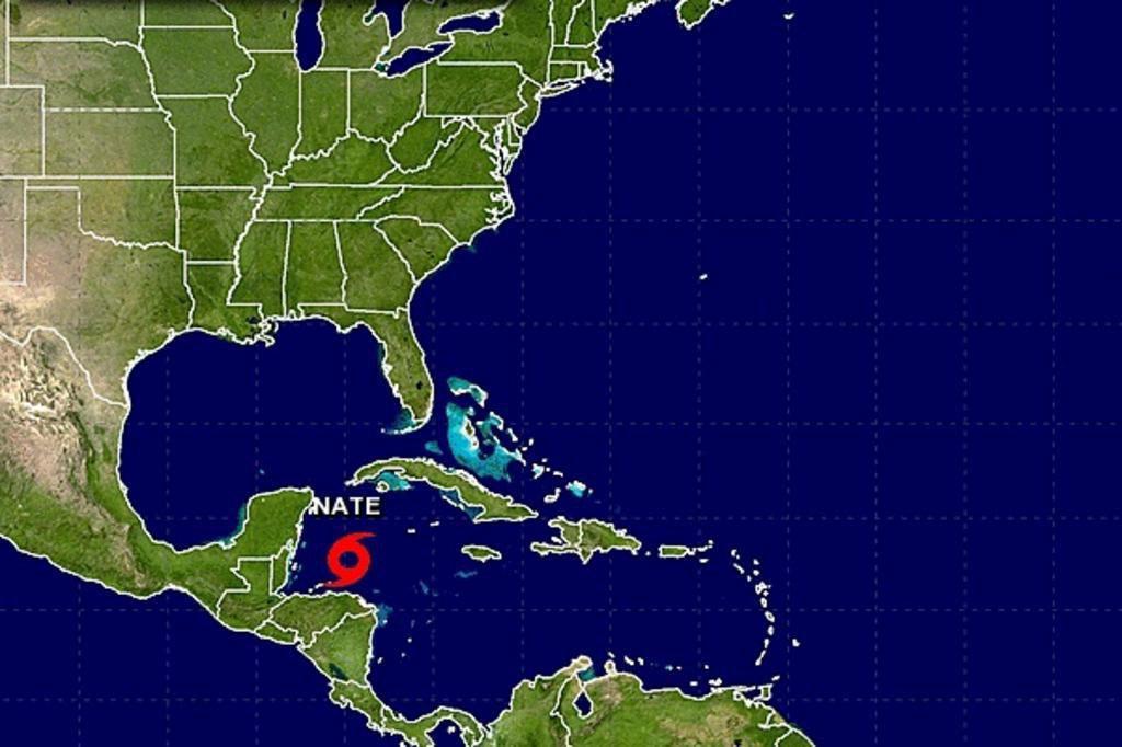 Itamaraty diz que não há brasileiros entre as vítimas da tempestade Nate