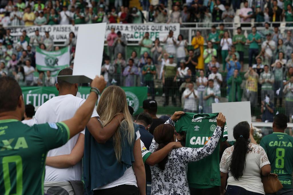 Justiça suspende estreia de filme sobre a tragédia da Chapecoense