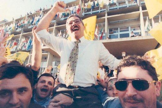Governador Paulo Afonso Vieira, 20 anos depois da votação que quase o tirou do cargo (Diario Catarinense/Leo Munhoz / Diario Catarinense)