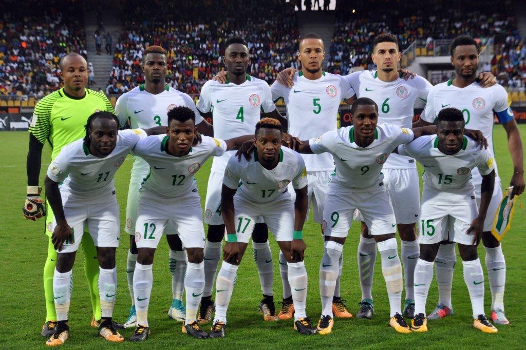 Nigéria é a primeira africana garantida na Copa