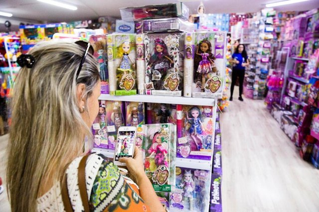 FLORIANOPOLIS, SC, BRASIL, 09/10/2017: Dia das crianças em Florianopolis. (Foto: Diorgenes Pandini/Diario Catarinense)Indexador: Diorgenes Pandini