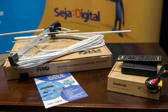 Hospital Infantil Joana de Gusmão recebe kits digitais doados em parceria entre Seja Digital, Intelbras, Eletro Rachadel e NSC TV