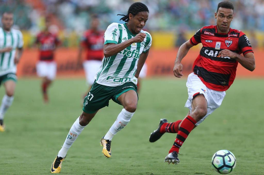 Keno não preocupa, e Palmeiras tem Mina, Jean e Guerra de volta